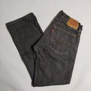 Levi's 514 Slim Straight W31 L30